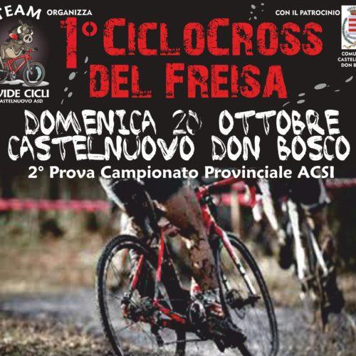 Ciclocross del Freisa